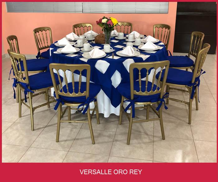 Renta De Sillas Versalles En Coyoac 225 N Alquiler De Sillas